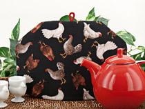 Tea Cozy - Chicken Coterie...