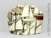 Tea Cozy - Set Sail...