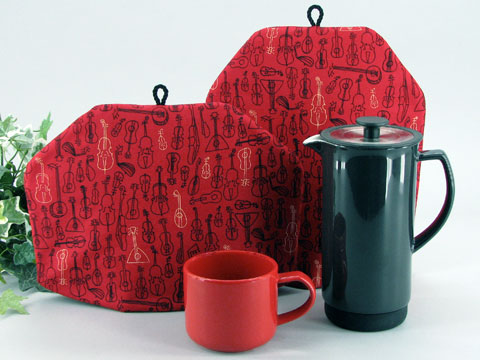 Tea Cozy - Flamenco