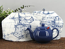 Tea Cozy - Nautical Sketches...