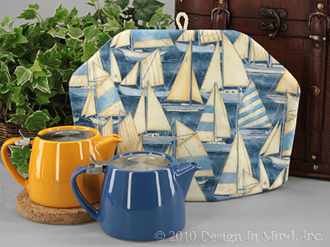Tea Cozy - Smooth Sailing