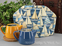 Tea Cozy - Smooth Sailing...
