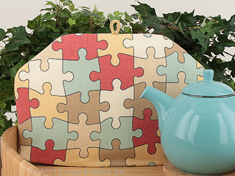 Tea Cozy - Puzzled