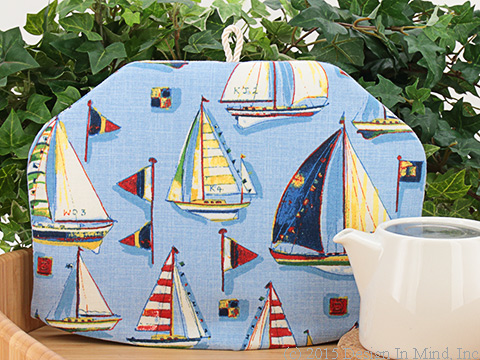Tea Cozy - Sail Away