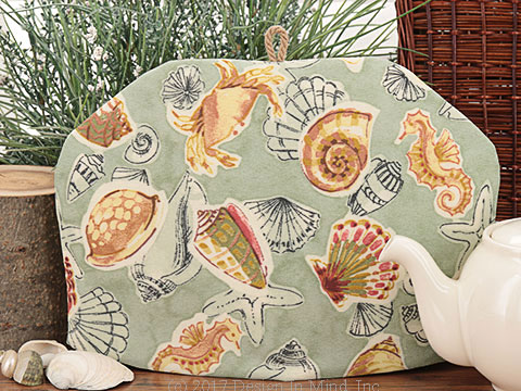 Tea Cozy - She Sells Seashells