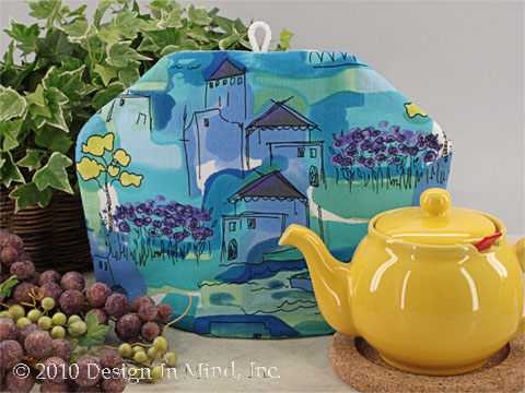 Tea Cozy - Riviera Sketches