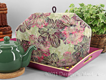 Tea Cozy - Wild Rose Batik...