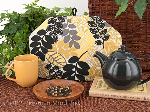 Tea Cozy - Leaves aMaze