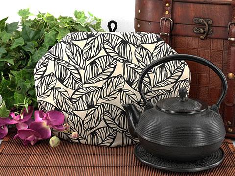 Tea Cozy - Palm Re Leaf