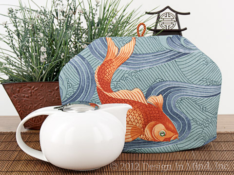 Tea Cozy - Koi Oceana