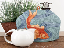 Tea Cozy - Koi Oceana...