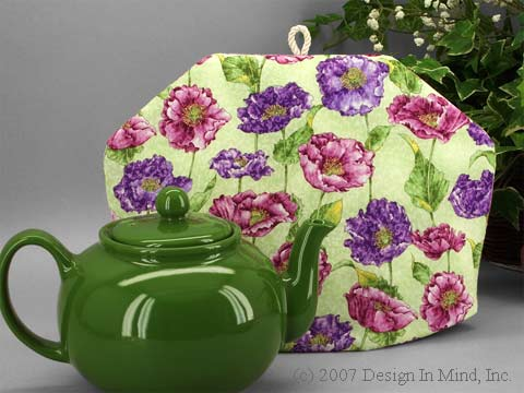 Tea Cozy - Poppy Pink
