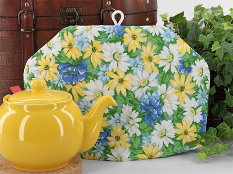 Tea Cozy - Daisy Daisy Do