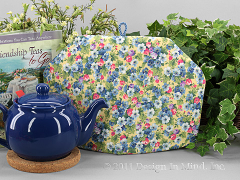 Tea Cozy - Forget Me Not