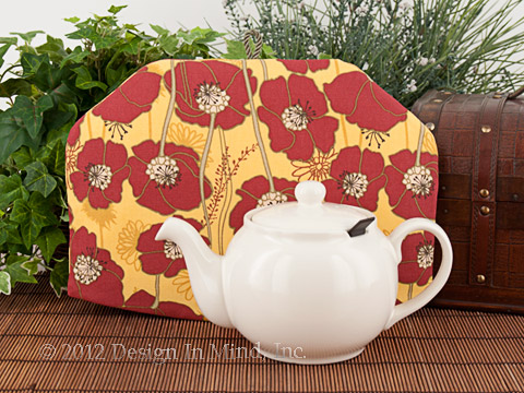 Tea Cozy - Poppy Walk