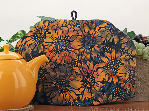 Tea Cozy - Sunflowers Sunset