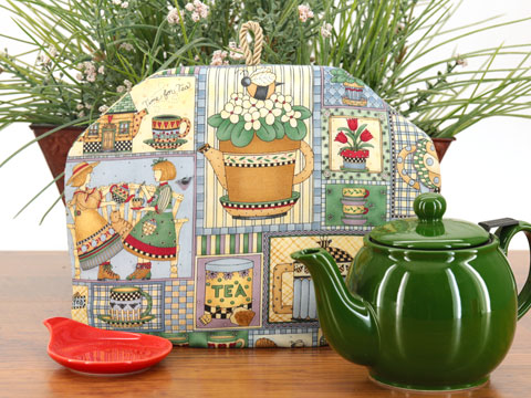 Tea Cozy - Time for Tea