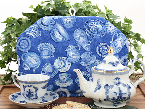Tea Cozy - Teatime Blues