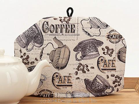Tea Cozy - Vintage Cafe