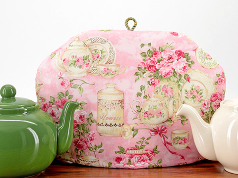 Tea Cozy - Rose Garden Tea