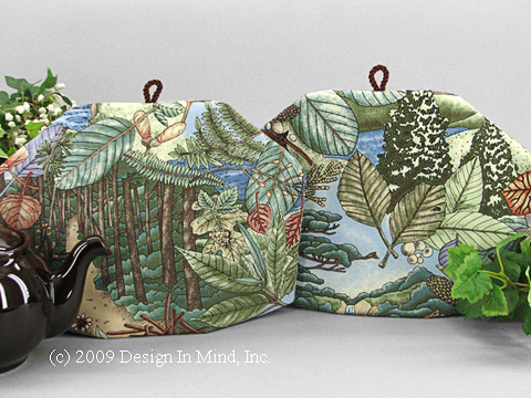 Tea Cozy - Olympic I: The Woods