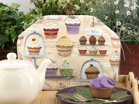 Tea Cozy - Risa's Cupcakery
