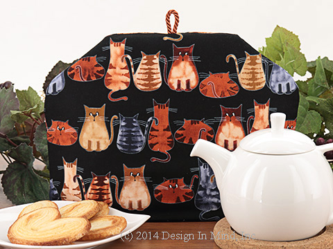 Tea Cozy - Tabby Turnout