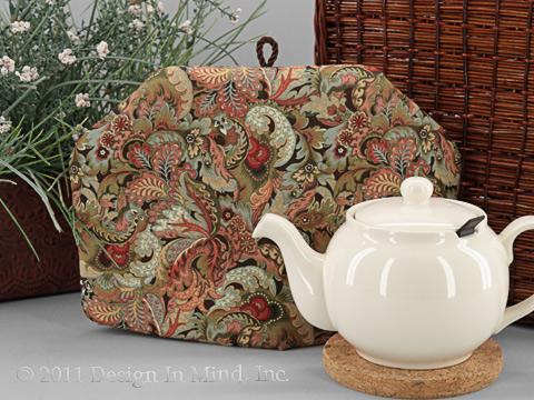 Tea Cozy - Vintage Plume