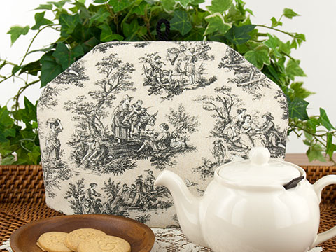 Tea Cozy - Toile Natural