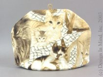 Tea Cozy - Cat Fancy...
