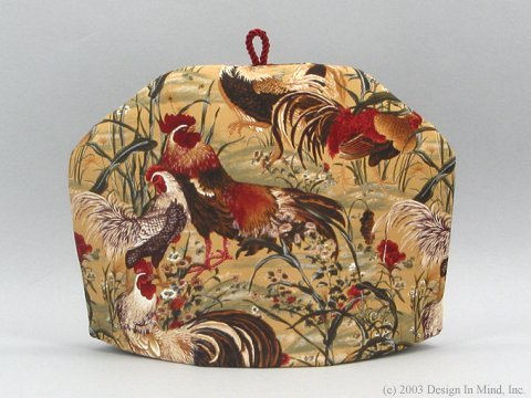 Tea Cozy - Rooster Run
