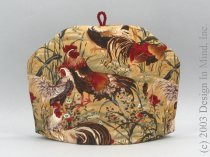 Tea Cozy - Rooster Run...