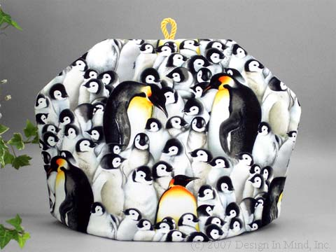 Tea Cozy - Penguin Plethora