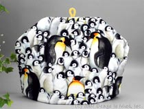 Tea Cozy - Penguin Plethora...