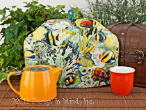 Tea Cozy - Coral Reef...