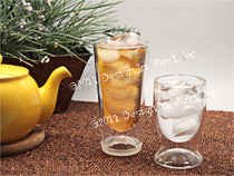 Glass Double Wall Tumblers...