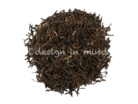 Darjeeling Black Tea, Puttabong Estate FTGFOP1