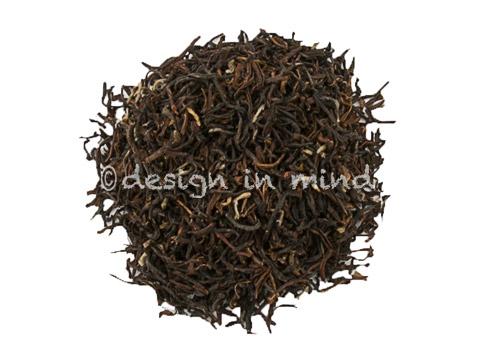 Darjeeling Black Tea, Puttabong Estate FTGFOP1