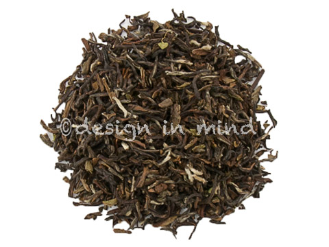 Nepal Black Tea, Guranse Estate Organic FTGFOP1
