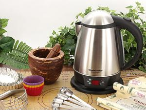 Fast, easy to use water kettles, kitchen tools and cleaning aids, baking and egg prep.