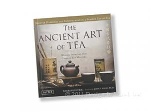 Books about tea and tea history.