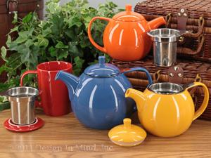 Popular teapot brands including Chatsford, For Life, and Bee House, among others.
