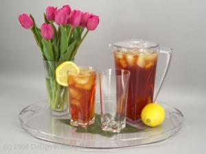 Make your own iced or sweet tea!  Much cheaper than the bottled stuff!
