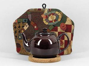 Peter Sadler teapots - classic English style classic colors.